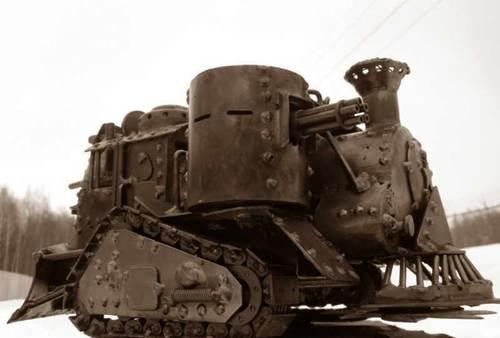 Aleksei Sigaev -  Steam-Tank