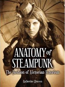 Anatomy of Steampunk - cover