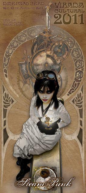Conselho Steampunk - Virada Cultural 2011