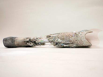 Crystallized leg by The Alternative Limb Project 440x330px
