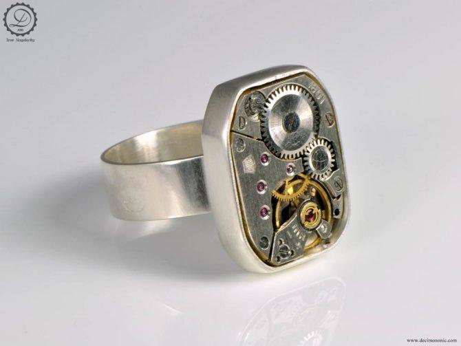 Decimononic - Air Privateer ring