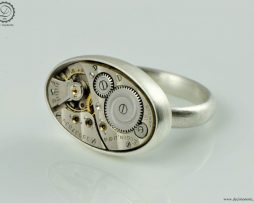 Elementary ring by Decimononic