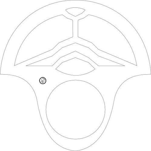 Decimononic - Metropolis Collection - Babylon Ring Scheme