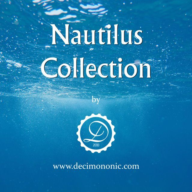 Decimononic - Nautilus jewelry collection