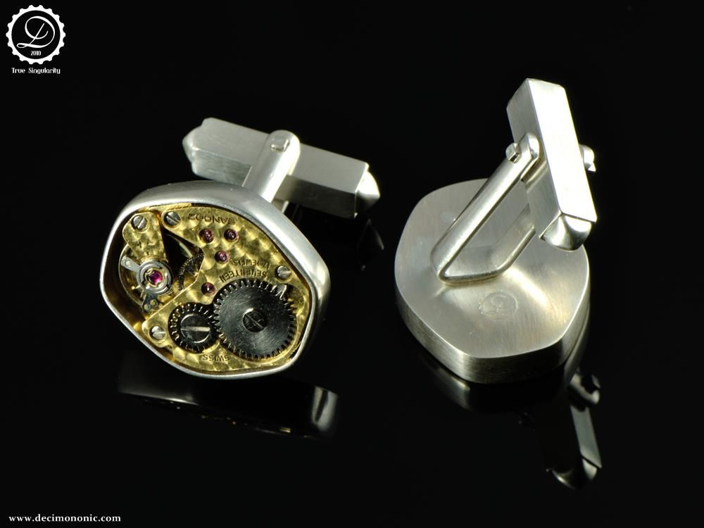 Decimononic - Scotish Cufflinks