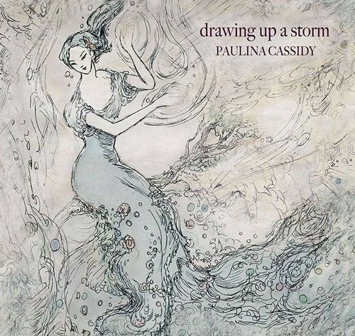 Drawing up a storm by Paulina Cassidy