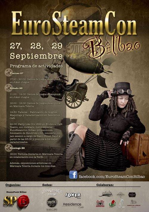 EurosteamCon Bilbao 2013
