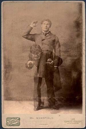 Henry Van der Weyde | Mr Mansfield | 1895