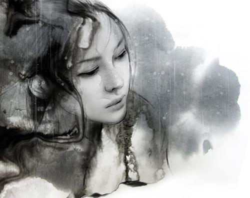 JungShan Ink - Portrait
