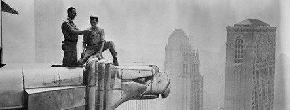 Metropolis (Fritz Lang – 1927) – Gargoyle