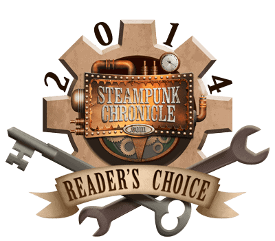 Steampunk Chronicle Reader's Choice Awards 2014