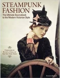 Steampunk Fashion - cover