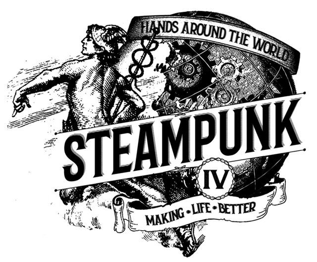 Steampunk Hands Around the World 2017