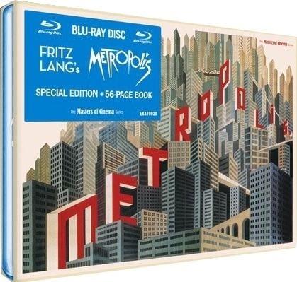 Metropolis - Fritz Lang - Blu-ray Special Edition